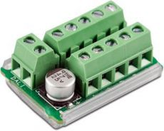 mini input unit met LED terugkoppeling dali